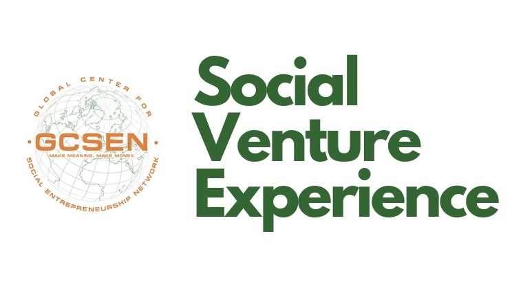 Social Venture Experience - SE101 and SE102