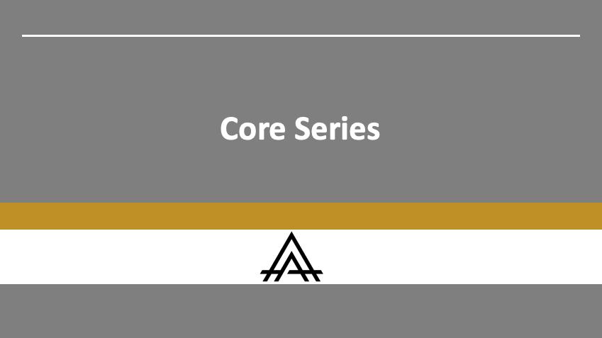 Blockchain Core Series