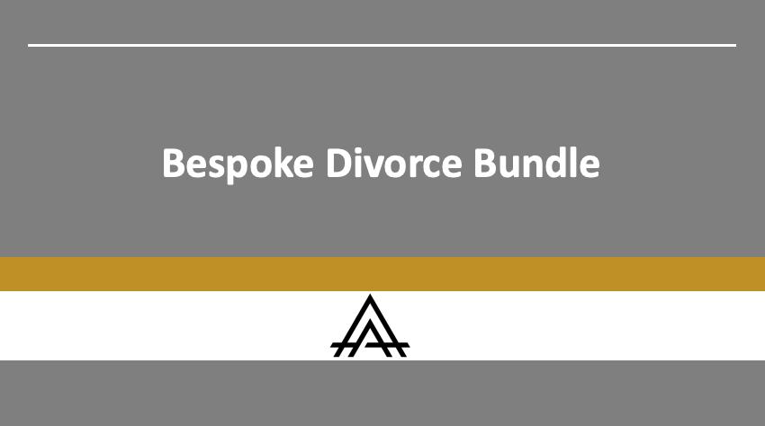 Blockchain Divorce Bundle
