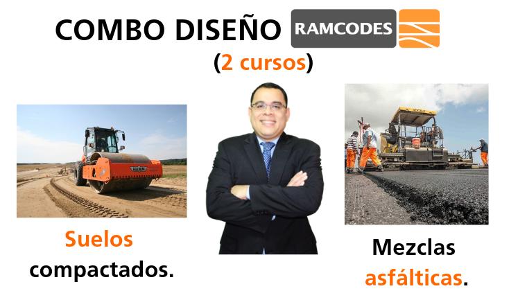 Combo 2 cursos RAMCODES