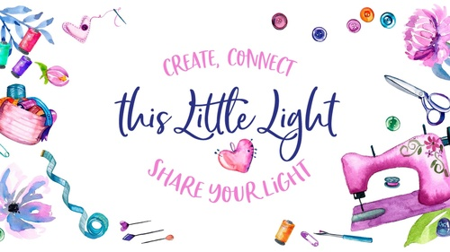 This Little Light | Sewing Support Circle