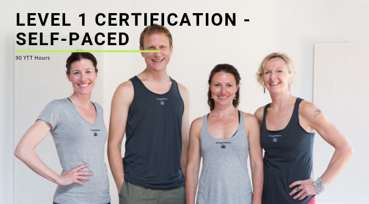 Level 1 Certification - Self-Paced