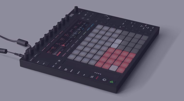 Composition, production et performance avec Ableton Push 2 (pack 2 formations)