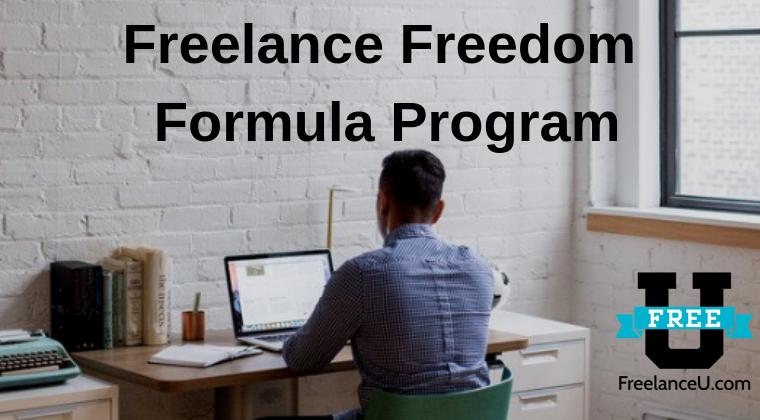 Freelance Freedom Formula