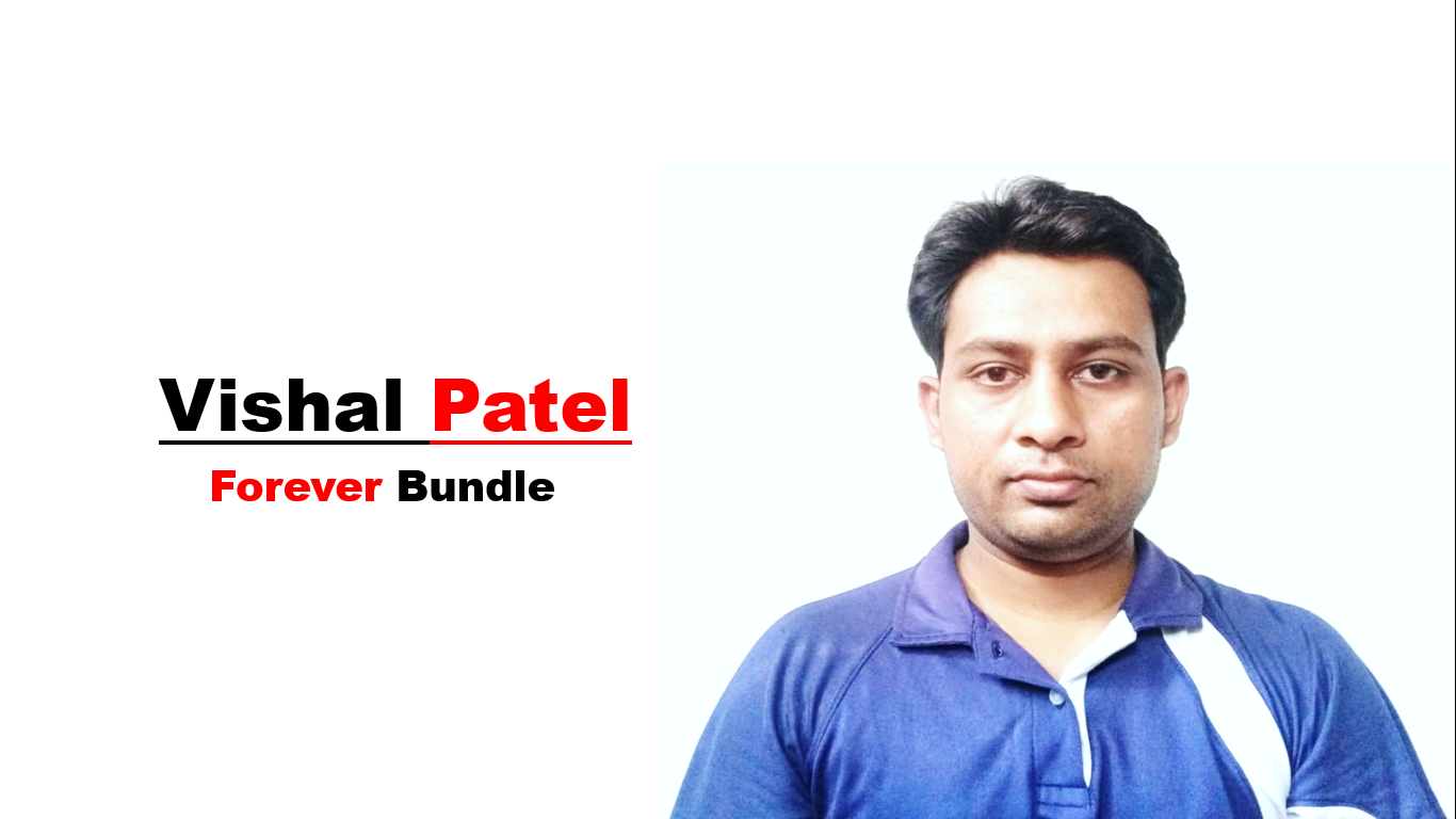 Vishal Patel Forever All Course Bundle