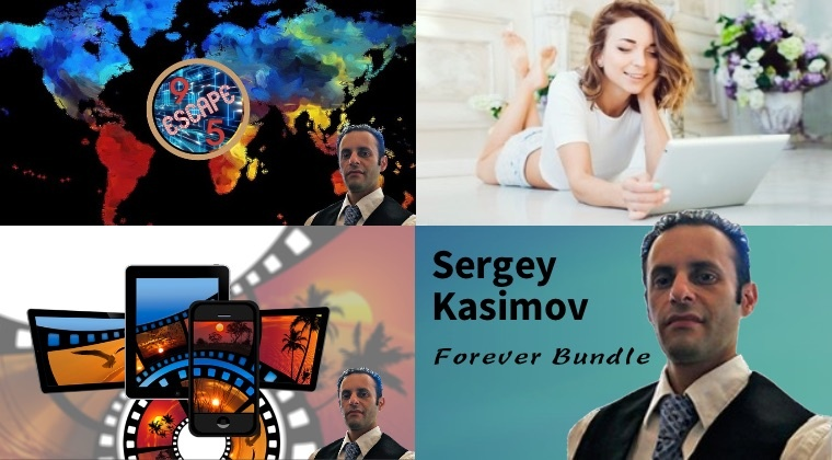 Sergey Kasimov Forever All Course Bundle