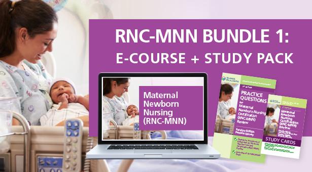 RNC-MNN Bundle 1: E-Course + Study Pack