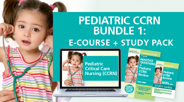 Pediatric CCRN Bundle 1: E-Course + Study Pack
