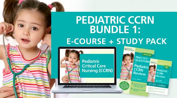 Pediatric CCRN Bundle 1: E-Course + Study Pack