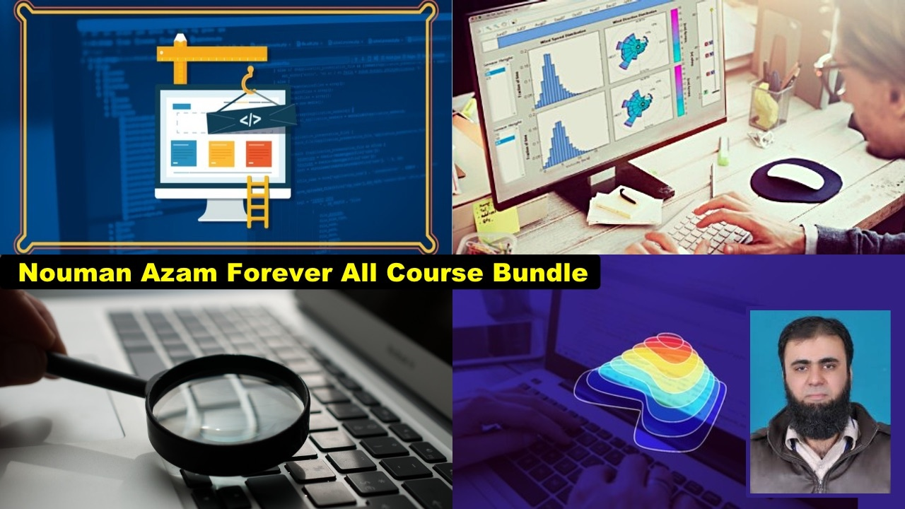 Nouman Azam Forever All Course Bundle