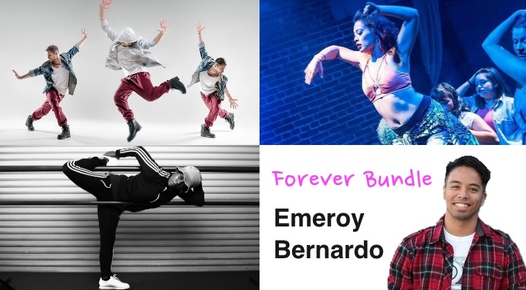 Emeroy Bernardo Forever All Course Bundle