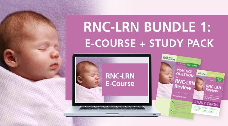 RNC-LRN Bundle 1: E-Course + Study Pack