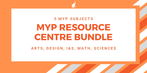 MYP Resource Centre Bundle