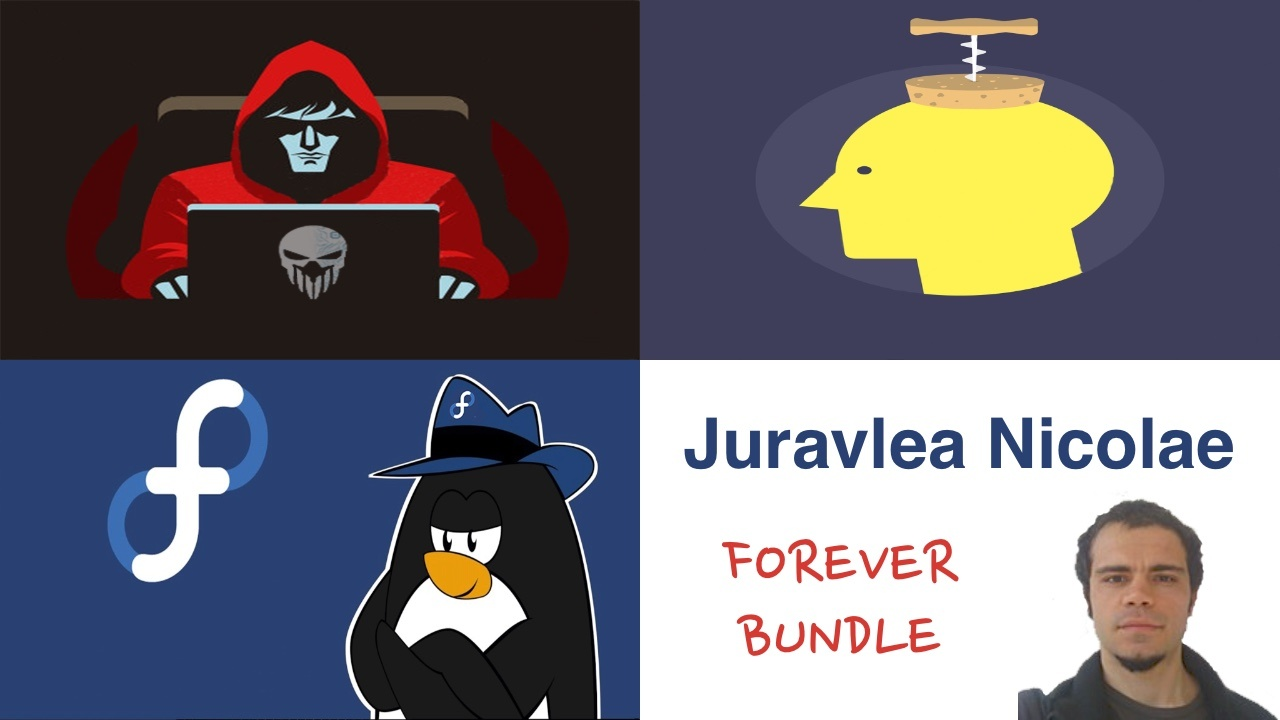 Juravlea Nicolae Forever All Course Bundle