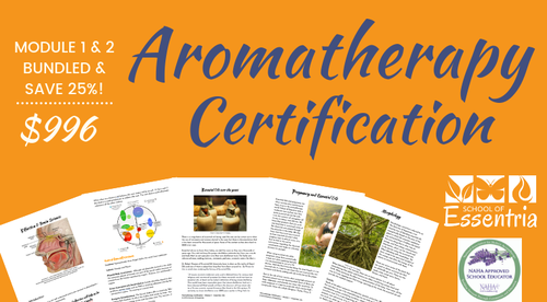 Aromatherapy Certification Course