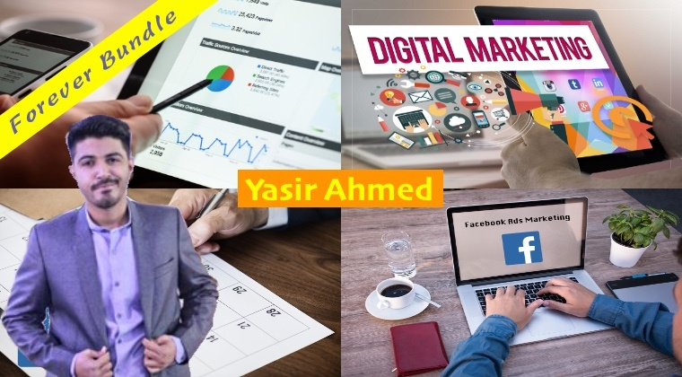 Yasir Ahmed Forever All Course Bundle