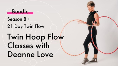 Twin Hoop Dance Bundle