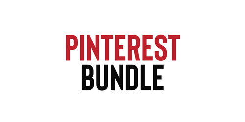 Pinterest Bundle
