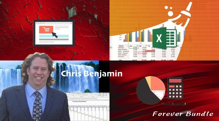 Chris Benjamin Forever All Course Bundle