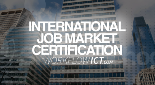 International Job Market Online Certification