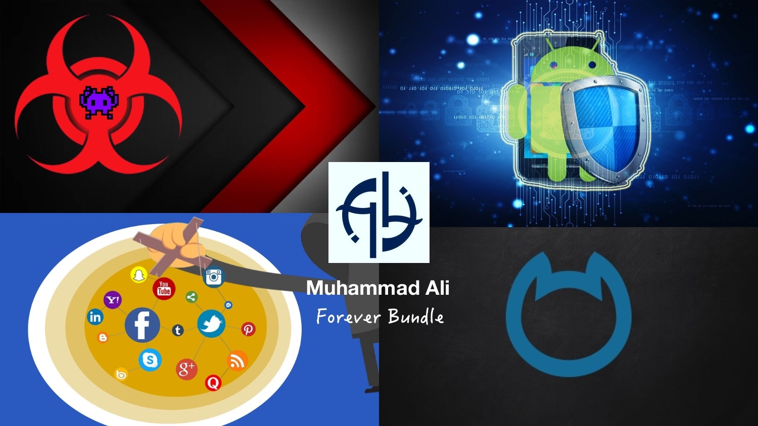 Muhammad Ali Forever All Course Bundle