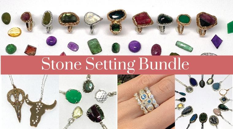 Education License - Stone Setting Bundle