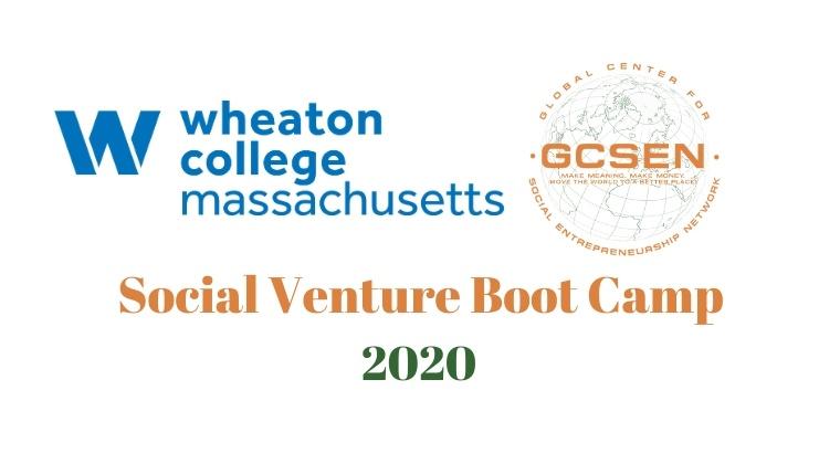 Social Venture Boot Camp 2020