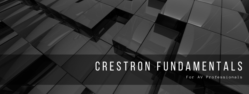 Crestron Fundamentals For AV Professionals Bundle