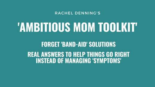Ambitious Mom Tookit (+ Bonuses)