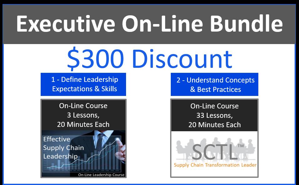 Executive On-Line Bundle