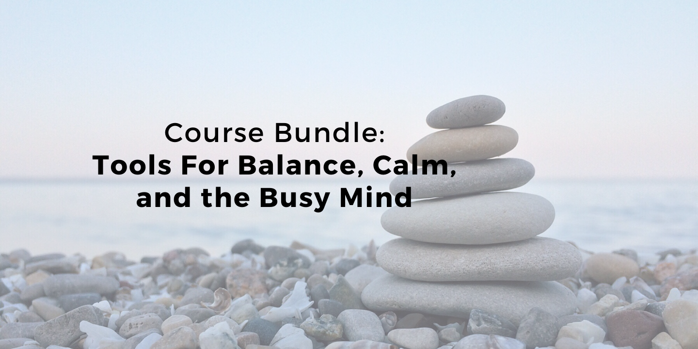 Double Down and Save: Stress Reduction Tools for the Busy Mind