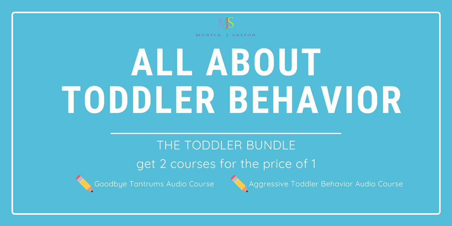 All About Toddler Behavior