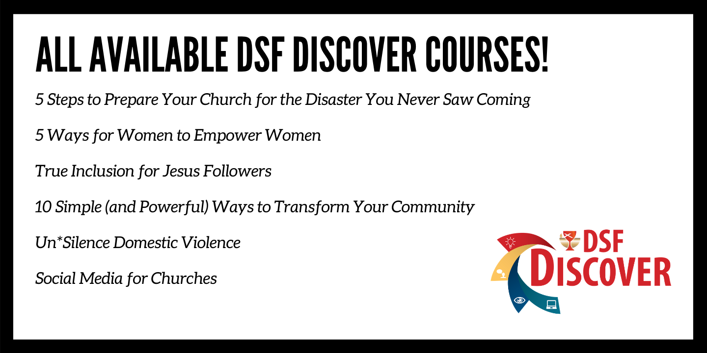 ALL DSF Discover Courses