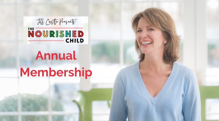 The Nourished Child Annual Membership