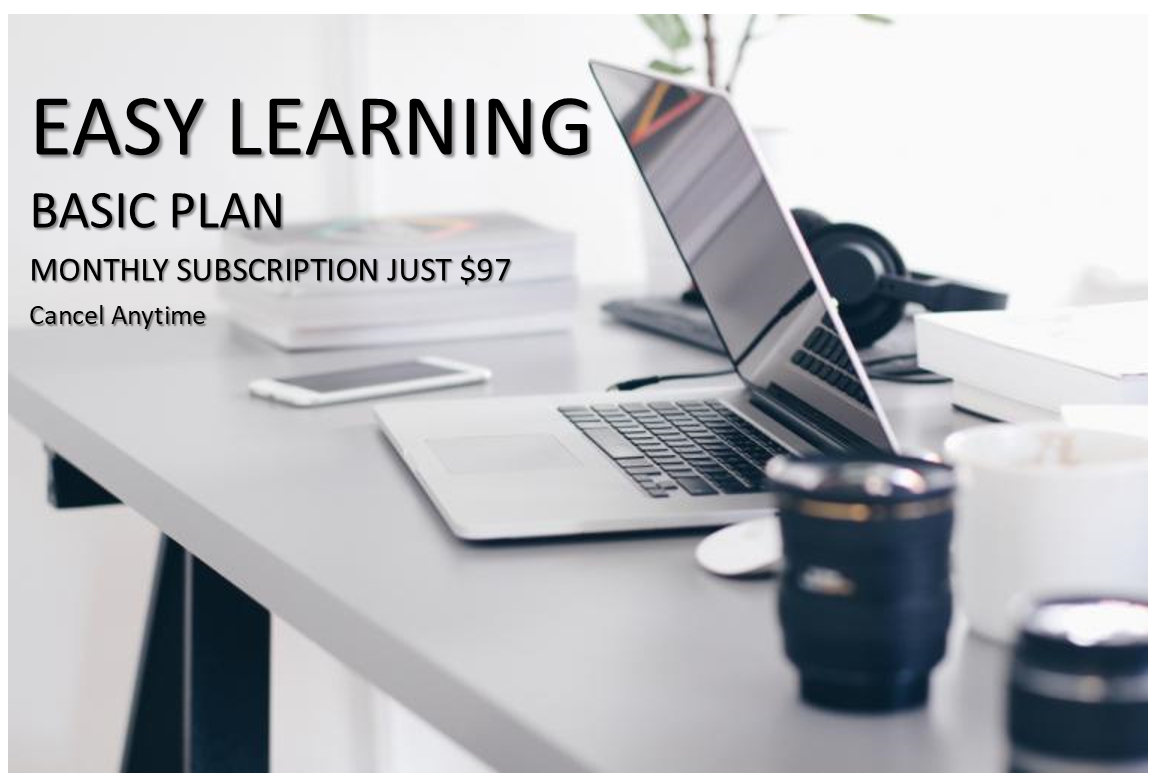 Easy Learning BASIC Plan