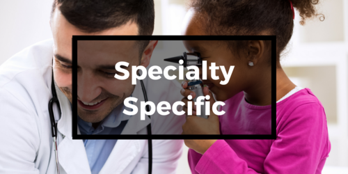 Specialty Specific