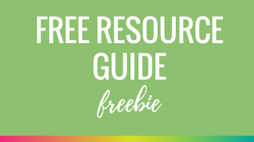 Free Resource Guide