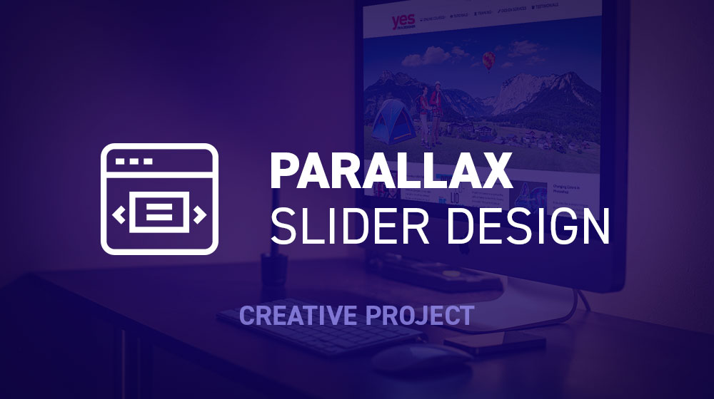 Parallax Slider Design