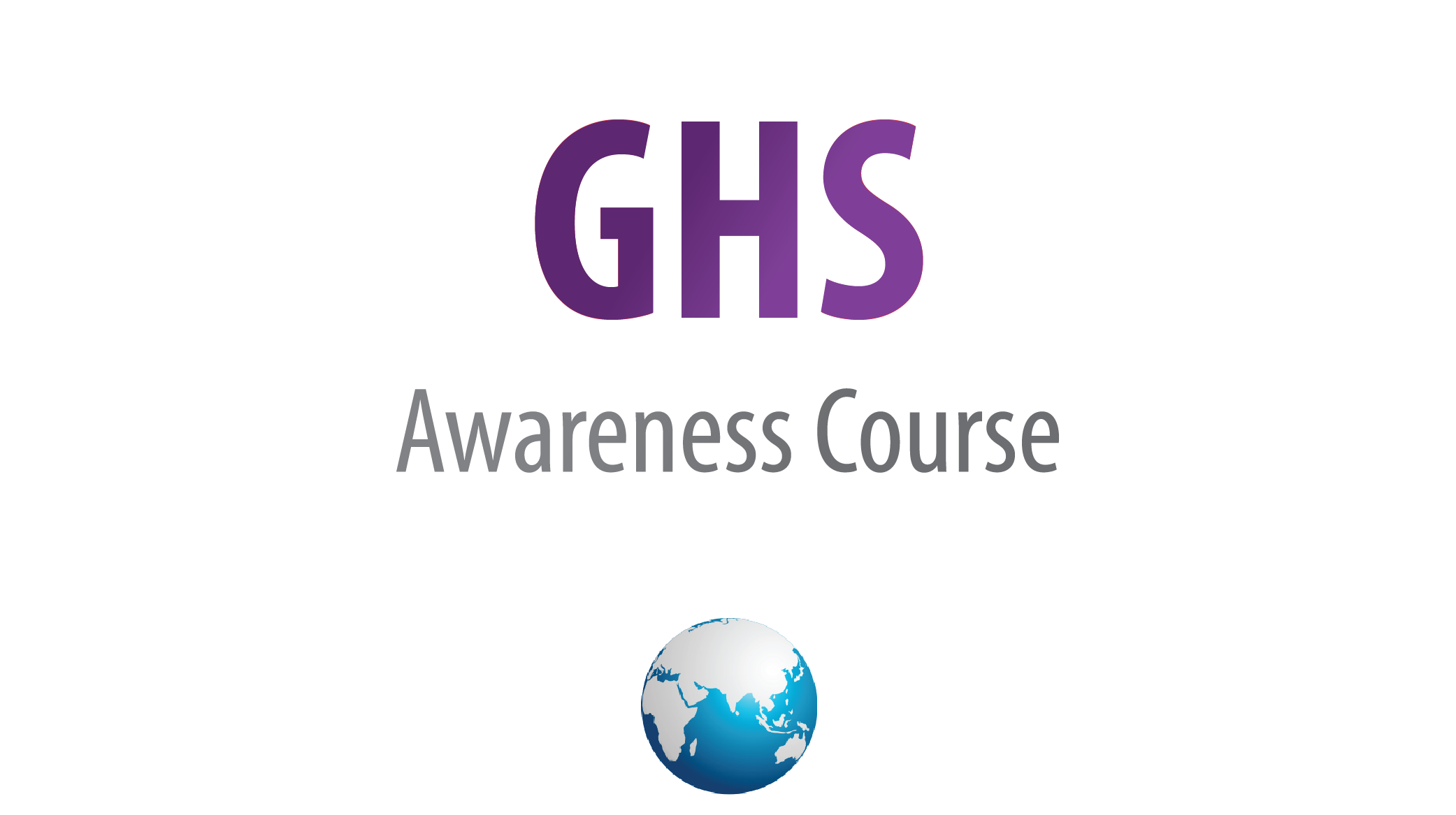 (GHS) Globally Harmonized System of Classification and Labelling of Chemicals