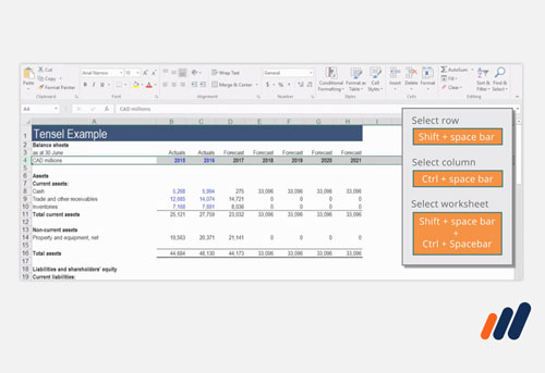 excel spreadsheet class