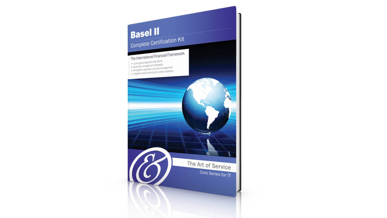 Basel Ii Program Complete Certification Course Fifalde Consulting