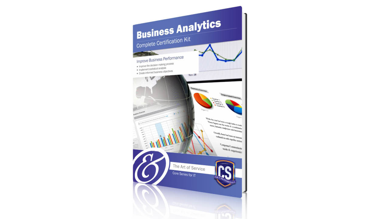 Business Analytics Complete Certification Course Fifalde