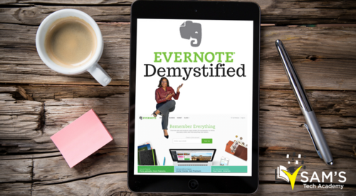 Evernote for Entrepreneurs & Business Owners