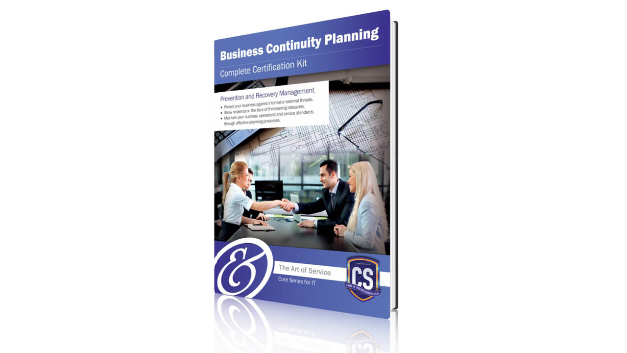 Business continuity planning complete certification course get a boost your career with this complete business continuity planning elearning course and pdf textbook for additional study xflitez Choice Image