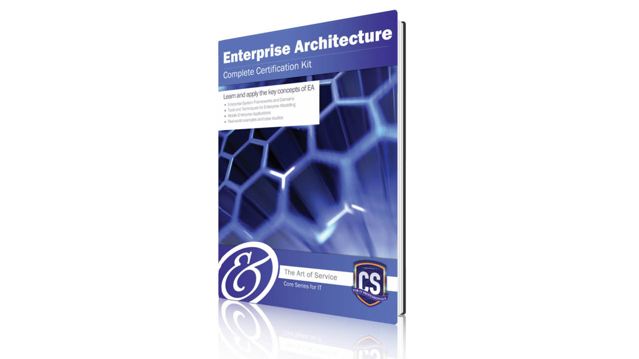 Enterprise Architecture Complete Certification Course