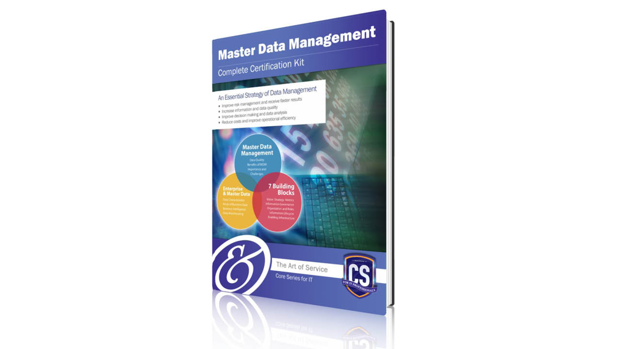 Master Data Management Complete Certification Course
