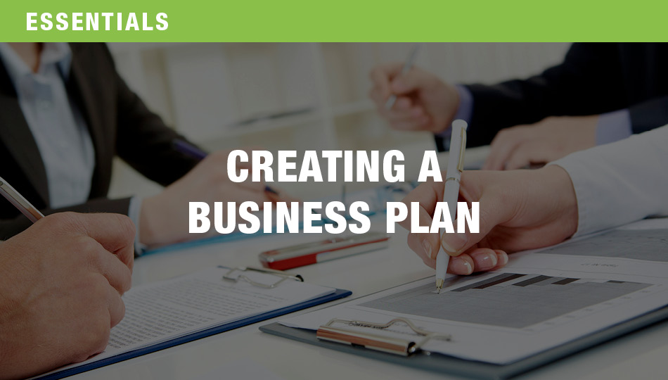 Creating a Business Plan, Parts 1 and 2