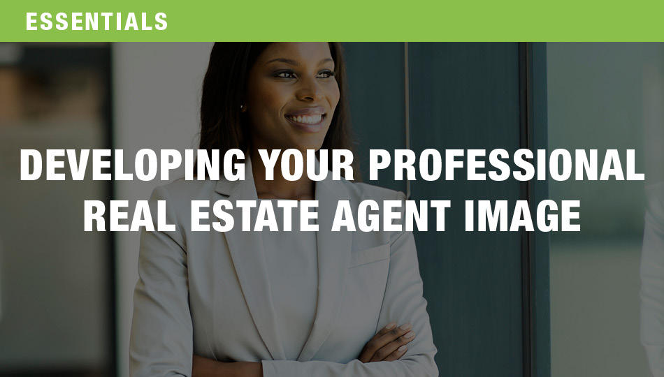 Developing Your Professional Real Estate Agent Image