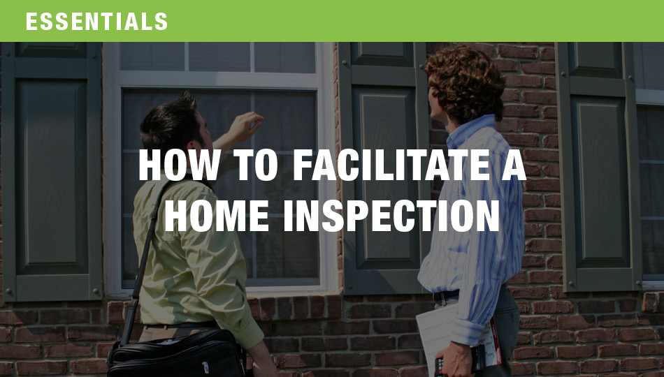 How to Facilitate a Home Inspection