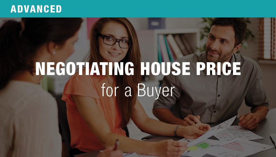 Negotiating House Price for a Buyer